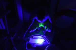 LED erreicht die Kanalsanierung