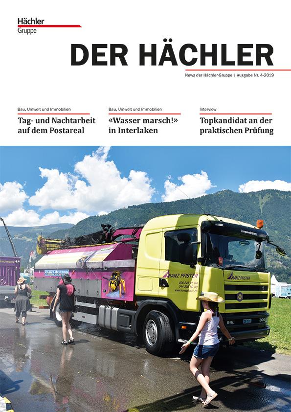 Firmenzeitung_Der Haechler_4_2019