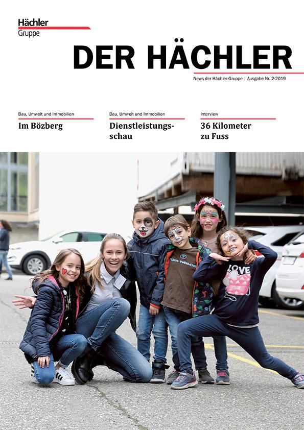 Firmenzeitung_Der Haechler_2_2019