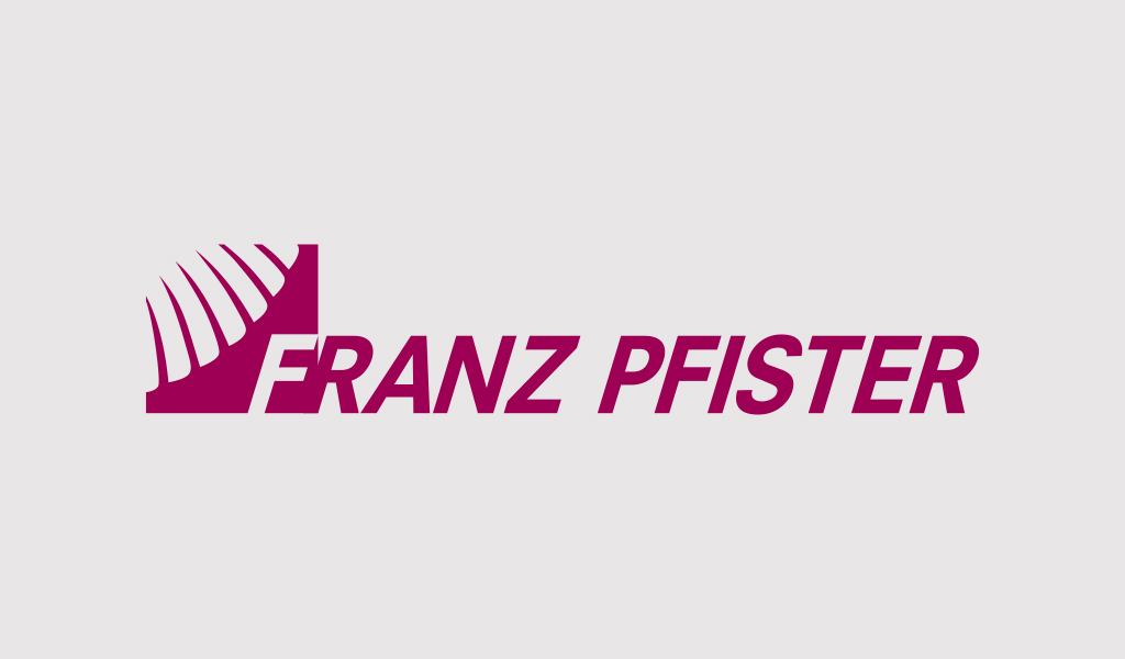 Logo Franz Pfister AG